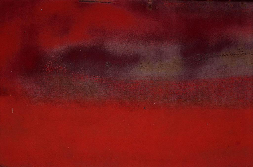 Composition in Red no 3
